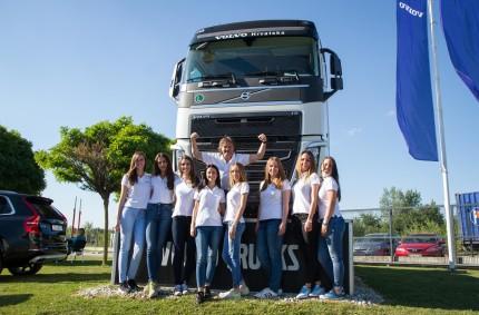 Volvo Trucks Fuel & Performance