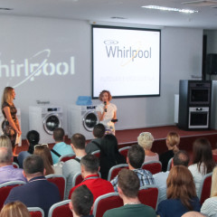 Whirlpool – prodajni seminar 2015