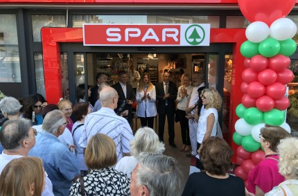 SPAR – promocije i otvorenja
