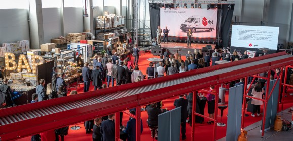 Otvorenje novog distributivnog centra DPD